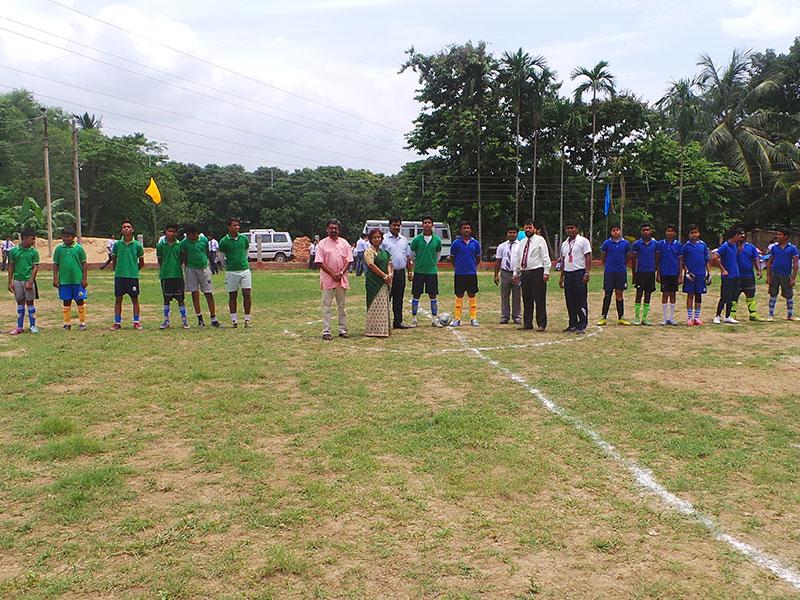 Inter House Football 19-20