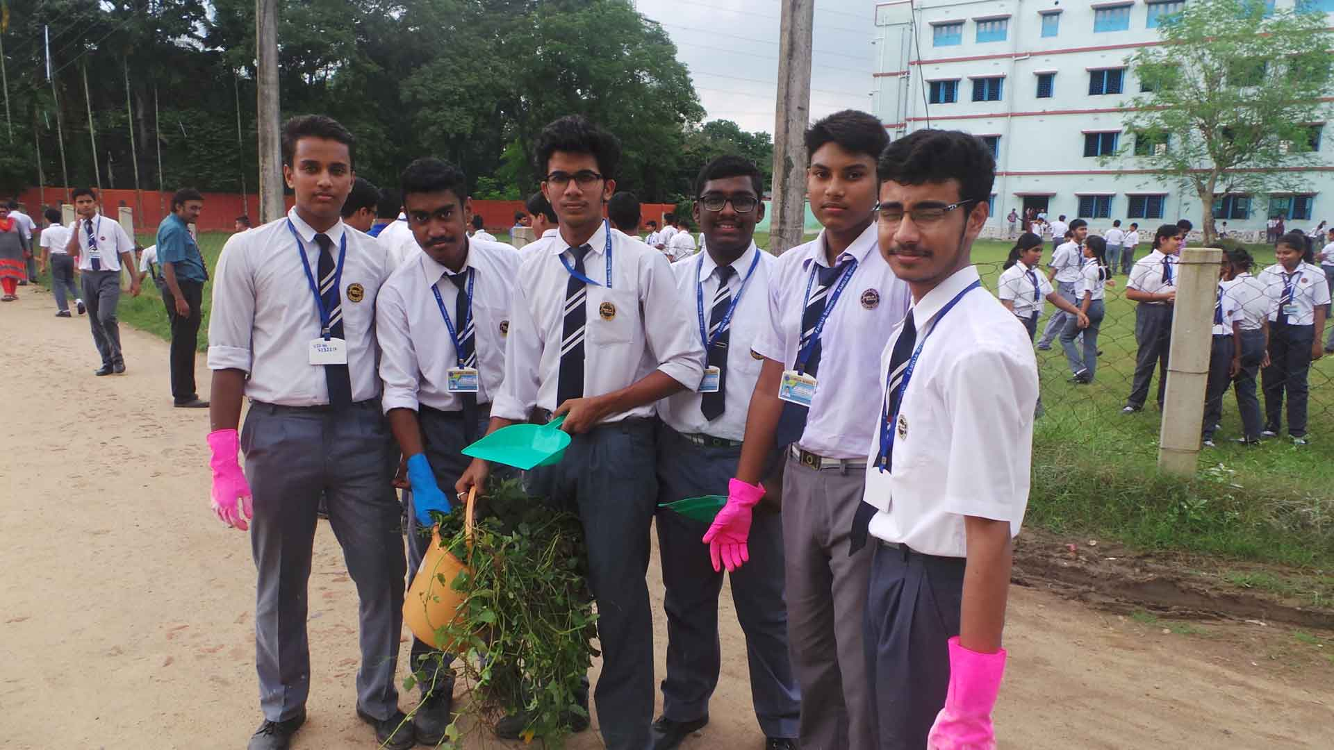Swach Bharat (Clean India)
