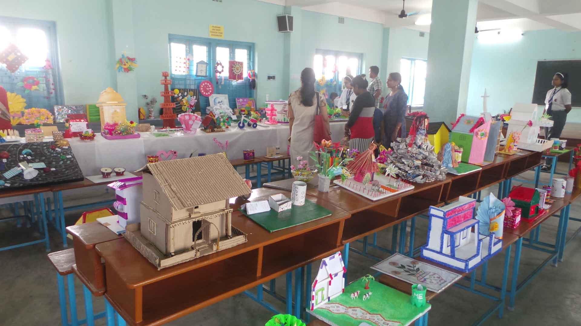 Science Craft Exhibition