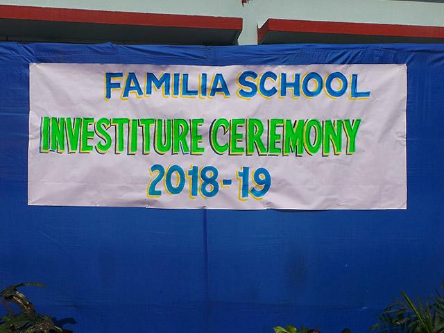 Investiture Ceremony 2018-19