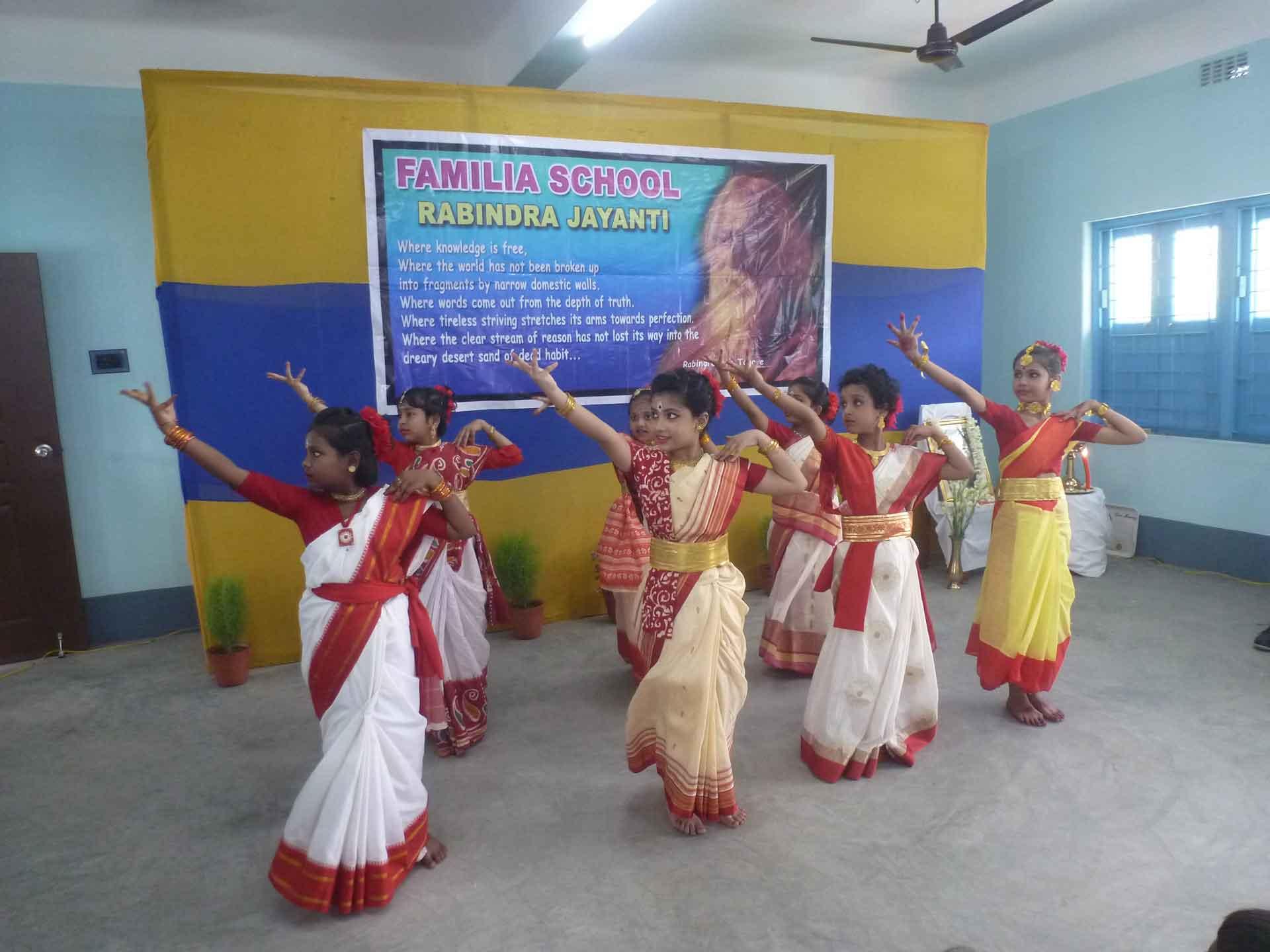 Rabindra Jayanti 19-20